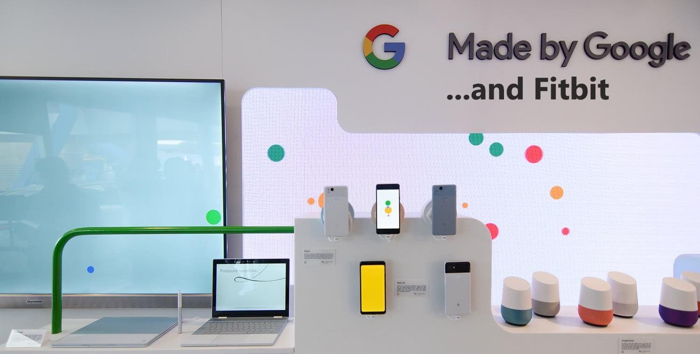 گوگل و فیت بیت