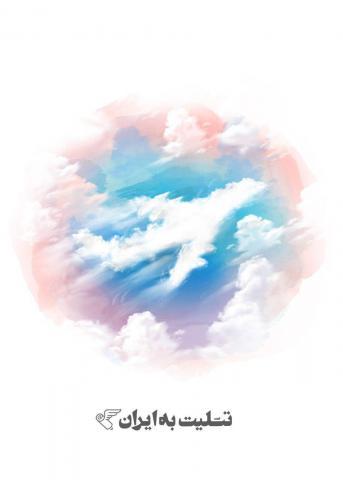 پوسترهای حادثه پرواز اکراین