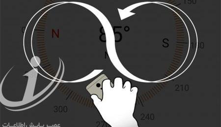 چگونه قطبنمای گوشیهای اندرویدی را کالیبره کنیم