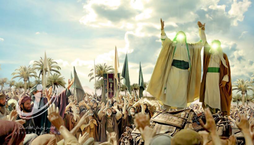 تخفیف هرساله عید غدیر بر روی تمامی محصولات عصرپایش