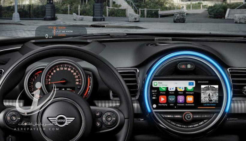 سیستم CarPlay اپل چیست؟