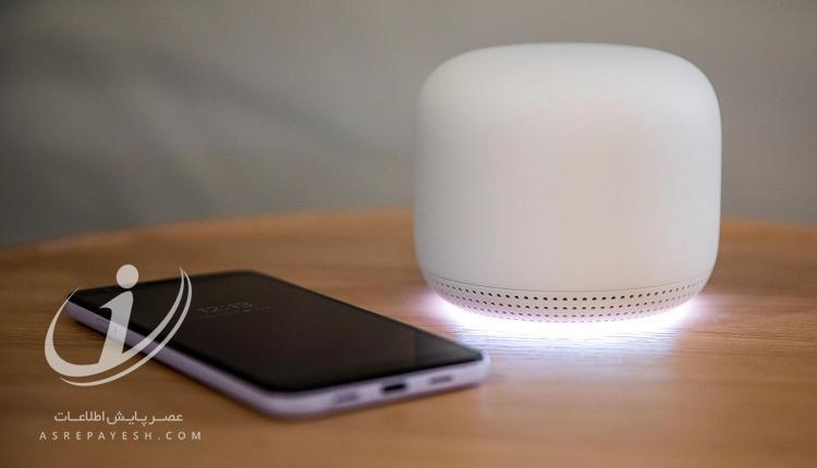گوگل از روتر « Nest wifi» رو نمایی کرد