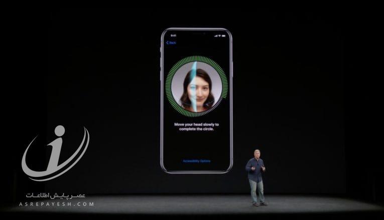 چگونه از آیفون ایکس (iPhone X) اسکرین شات بگیریم؟