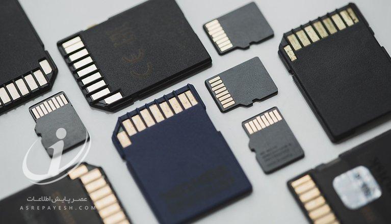 آشنایی با انواع کارتهای حافظه micro SD