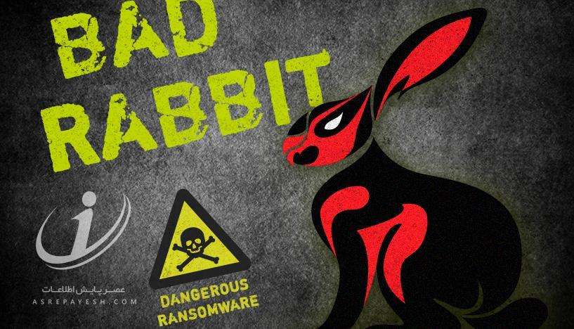 چگونه از آلوده شدن سیستم های کامپیوتر به باج افزار خرگوش بد جلوگیری کنیم؟