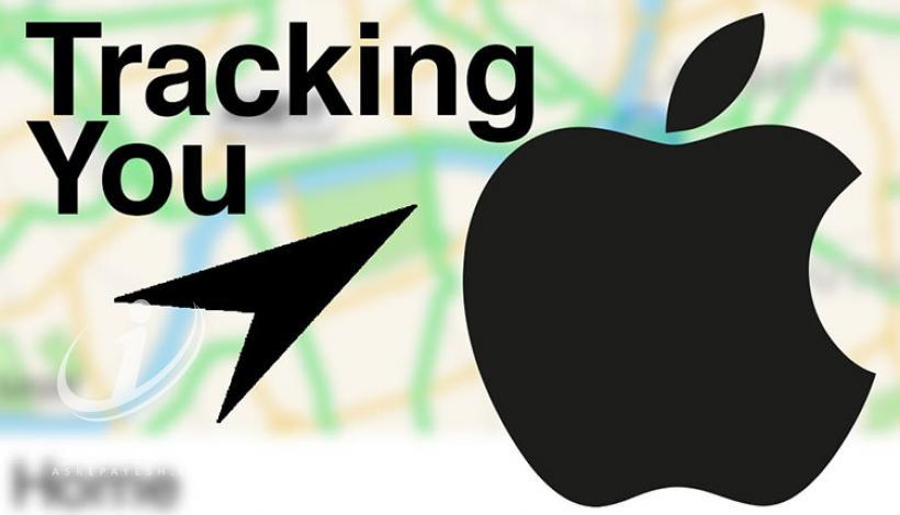 جلوگیری از ثبت مکان های پربازدید کاربر در آیفون