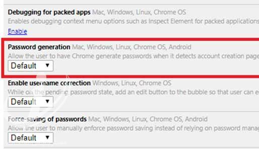 چگونه با کمک ابزار تولید خودکار رمز عبور در گوگل کروم، امنیت وب را افزایش دهیم؟