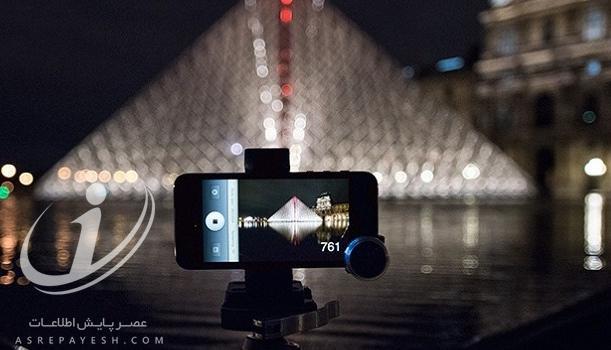 چگونه در هنگام شب توسط گوشی موبایل عکاسی کنیم؟