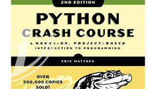 دانلود کتاب Python Crash Course, 2nd Edition: A Hands-On, Project-Based Introduction to Programming