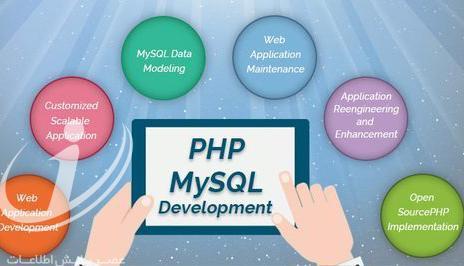 دانلود کتاب PHP and MySQL Web development