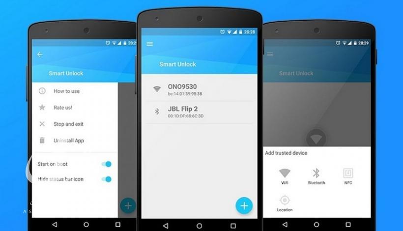 گوگل بهصورت بیسر و صدا ویژگی قفلگشایی هوشمند اندروید با NFC را حذف کرده است