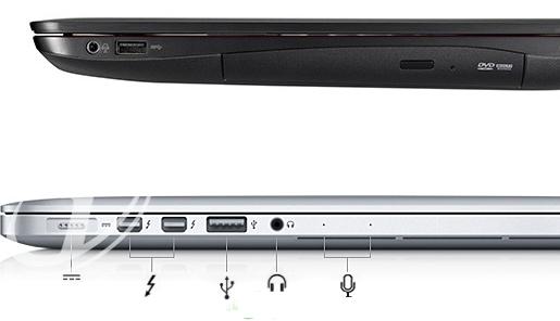 تبدیل 2 به 1 ورودی صدای لپ تاپ های جدید